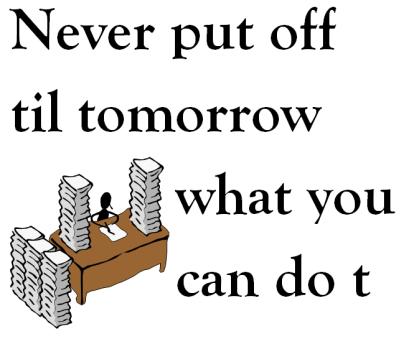 procrastination-clipart-procrastination