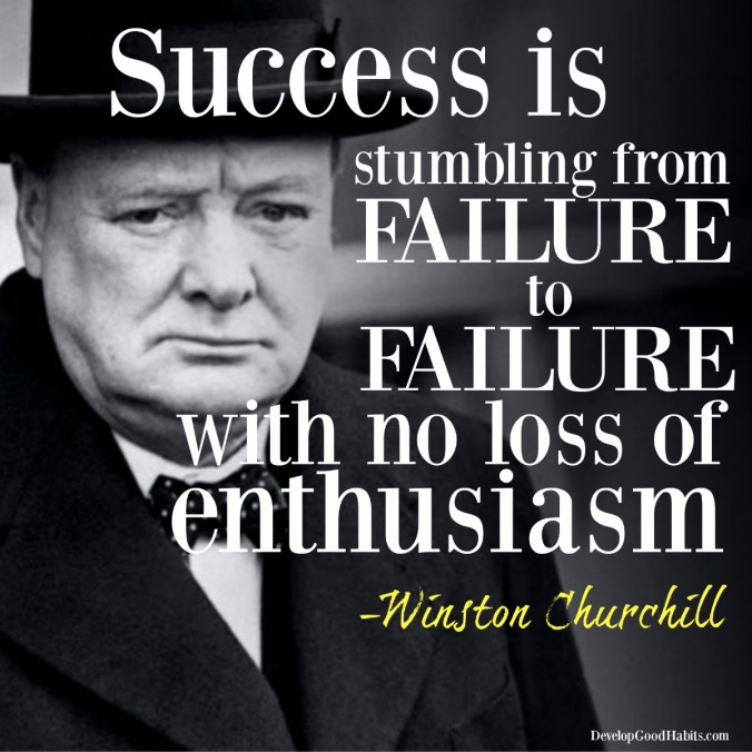 churchill-success-quotes
