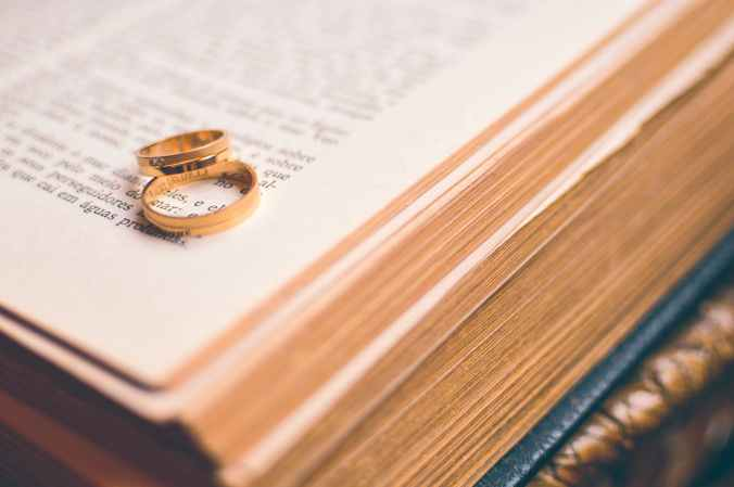 rings marriage bible love